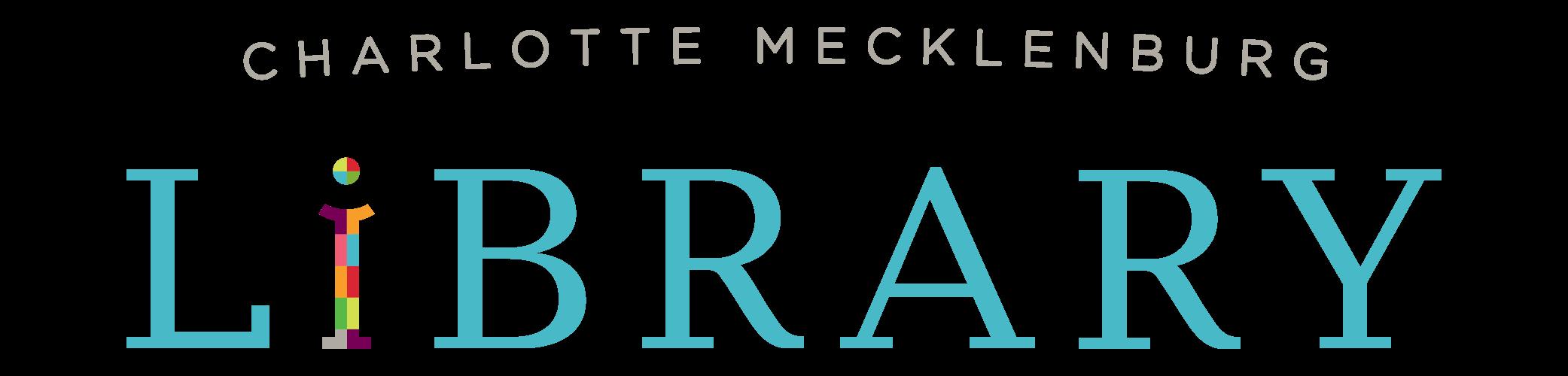 Charlotte Mecklenburg Library Logo