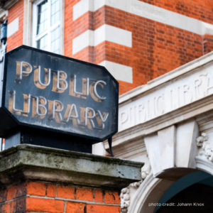 13 Reasons Why Libraries are Holding Us All Together