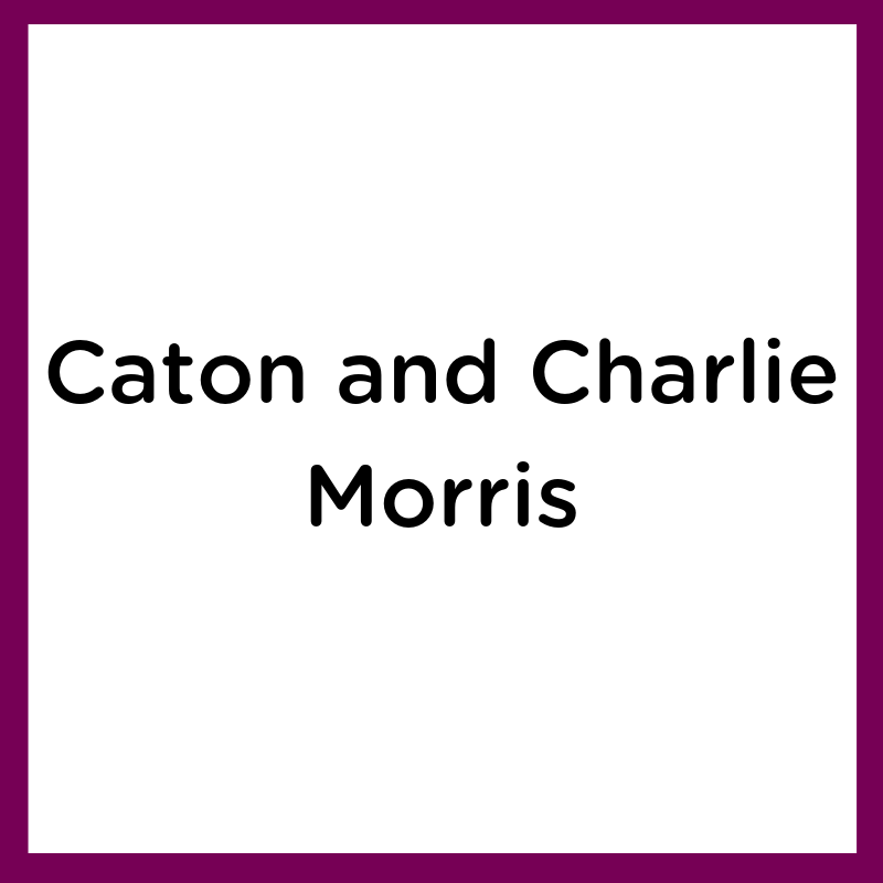 Caton and Charlie Morris