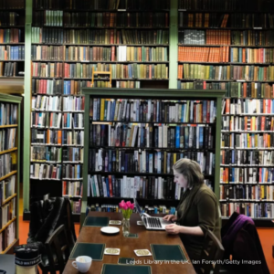 Why Public Libraries are Still Essential in 2018